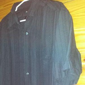 menx XL Axcess short sleeve black